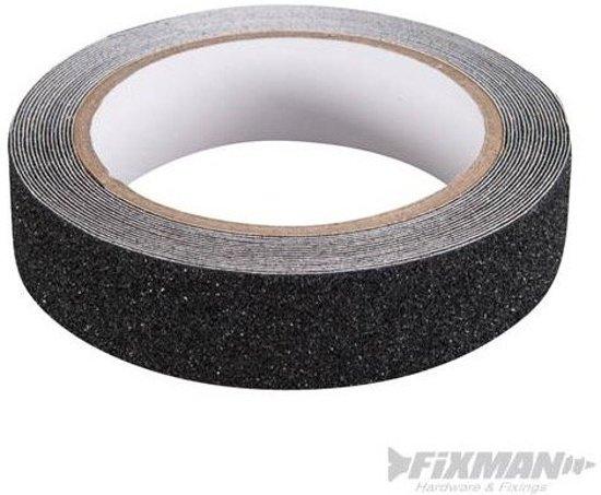 Antislip Tape 24 Mm X 5 Meter, Zwart