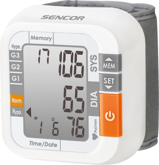Sencor SBD 1470 -  Bloeddrukmeter
