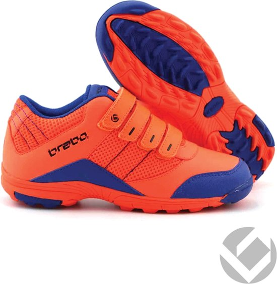 Brabo Hockey Chaussures Velcro xLUQE34B