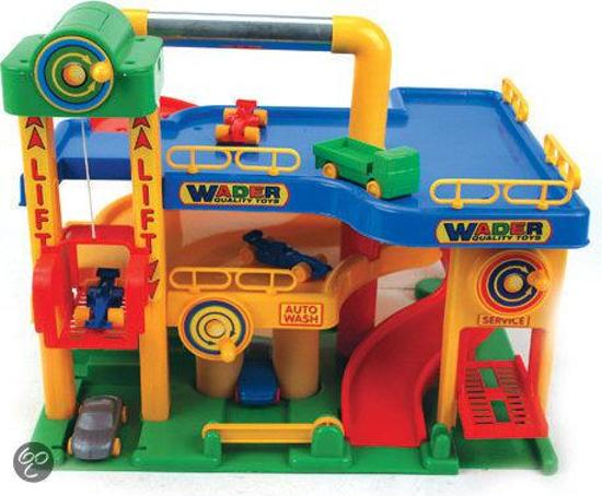 Speelgoed Garage Wader : Bol wader quality toys garage wader quality toys speelgoed