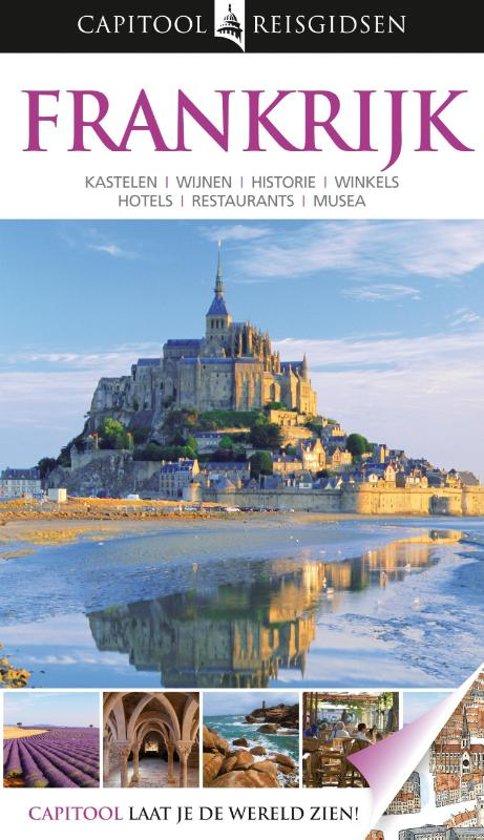 Capitool Reisgids Frankrijk