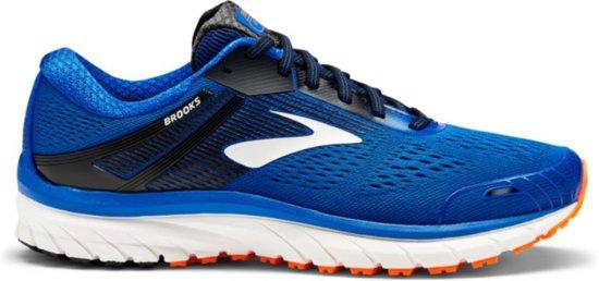Brooks Adrenaline GTS 18 1B blauw hardloopschoenen heren