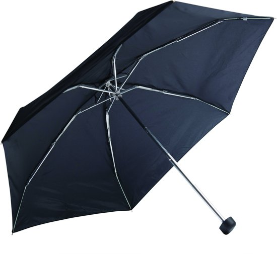 Sea to Summit - Pocket Umbrella - Reisparaplu - Zwart - 150g - 83cm doorsnede