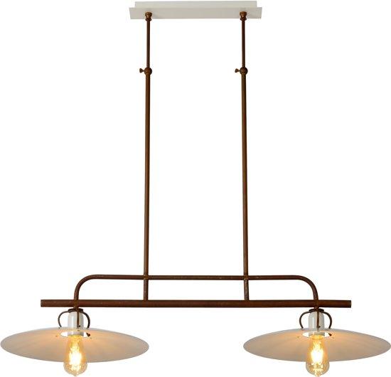 Lucide RÖMER - Hanglamp - Ø 40 cm - Beige