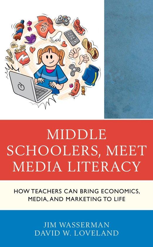 Middle Schoolers, Meet Media Literacy