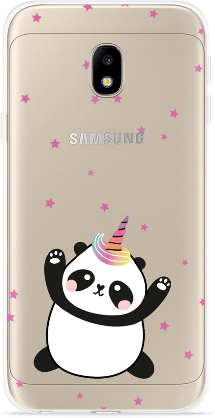 Samsung Galaxy J3 (2017) Hoesje Pandicorn