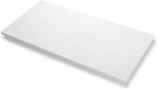 Infrarood verwarmingspaneel met korrel structuur 1000Watt 85 x 120  wit RAL9010 in Wijnegem
