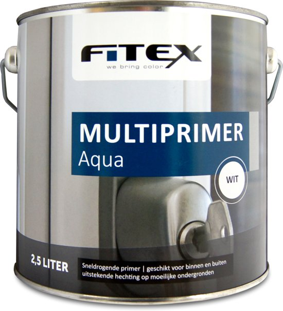 Fitex-Multiprimer Aqua-Bentheimergeel  G0.08.84-2,5 liter