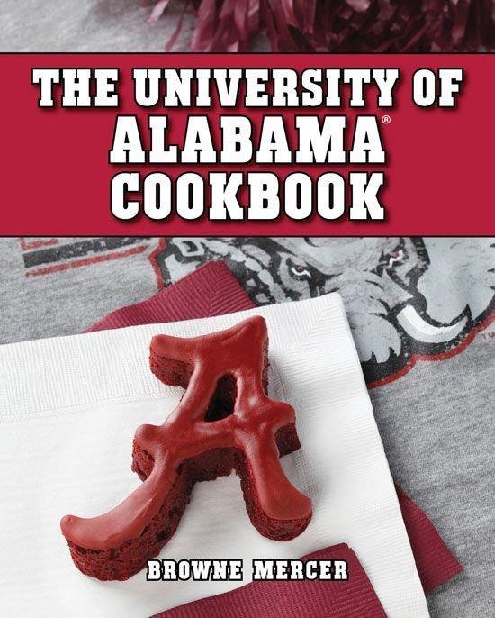 University of Alabama Cookbook
