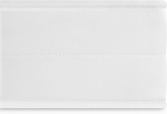 Matras - 120x200 - 7 zones - koudschuim - microvezel tijk - 15 cm hoog
