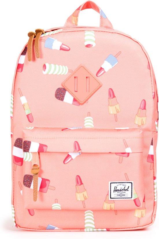 8d62dbbabe7 Herschel Supply Co. Heritage - Rugzak - Kinderen - Popsicle Pink / DTM  Rubber