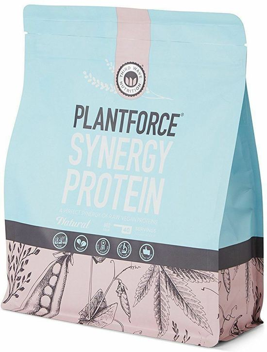 Third Wave Nutrition Plantforce Synergy Proteïne - Naturel - 800 gram