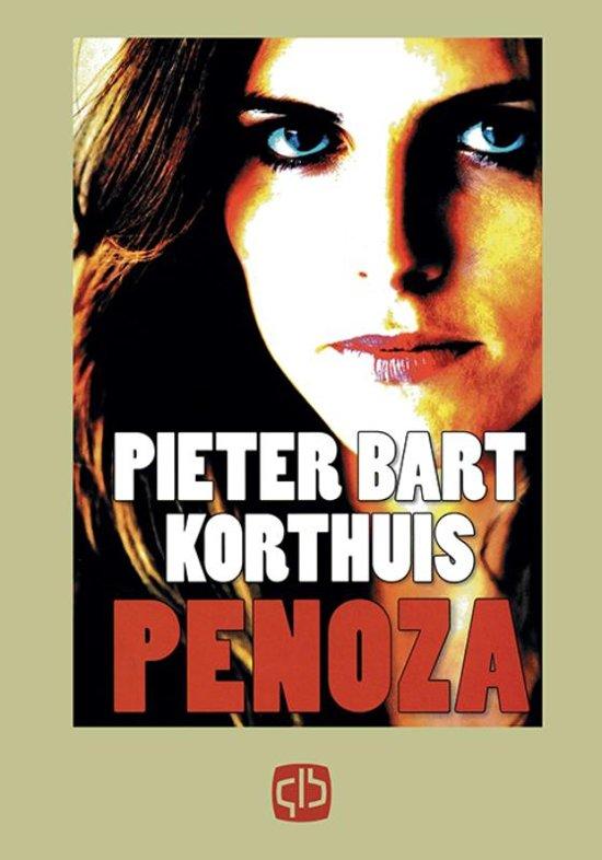 Boek cover Penoza van Pieter Bart Korthuis (Hardcover)
