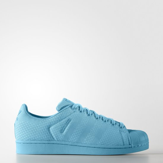 Adidas Superstar Lichtblauw Maat 36