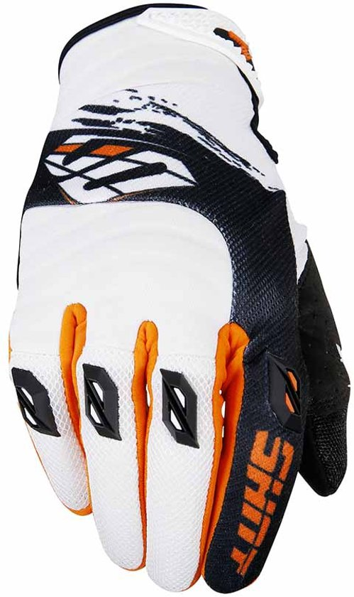 Shot Crosshandschoenen Contact Fast Orange-13