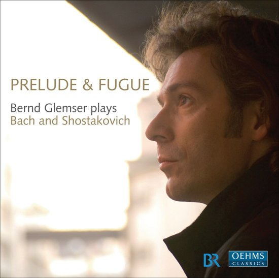 B. Glemser, Bach / Shostakov.