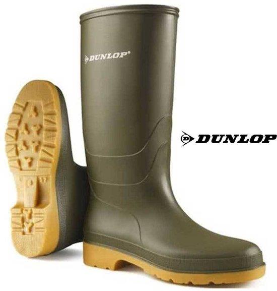 Dunlop 40 Maat Regenlaars Rapido Groen x1qHwn0F8