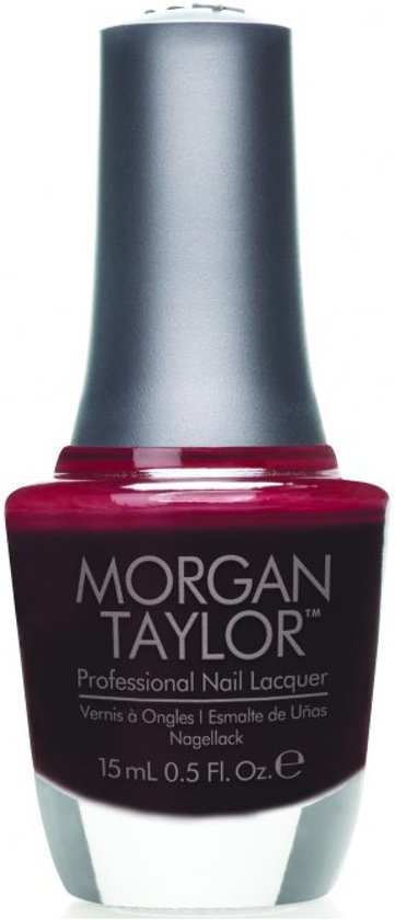 Morgan Taylor Reds From Paris With Love Nagellak 15 ml - From Paris With Love