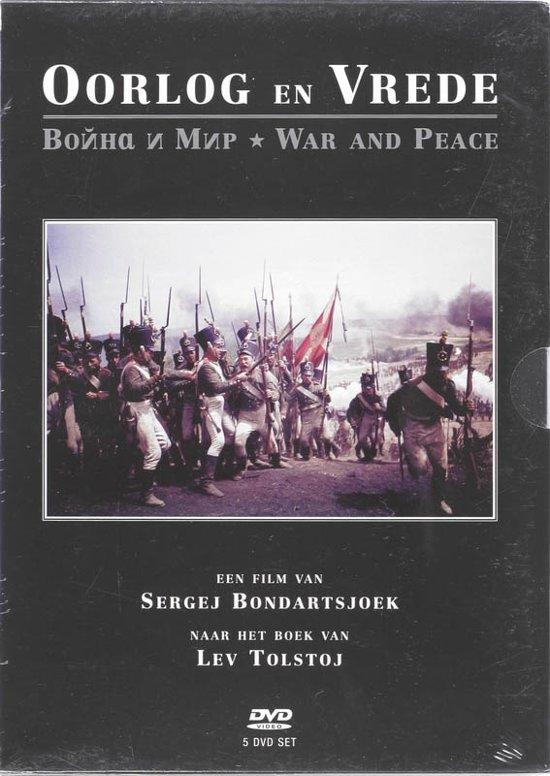 Citaten Oorlog En Vrede : Bol oorlog en vrede dvd lyudmila