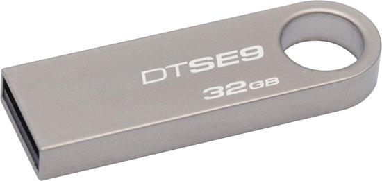 Kingston DataTraveler SE9  - USB-stick - 32 GB