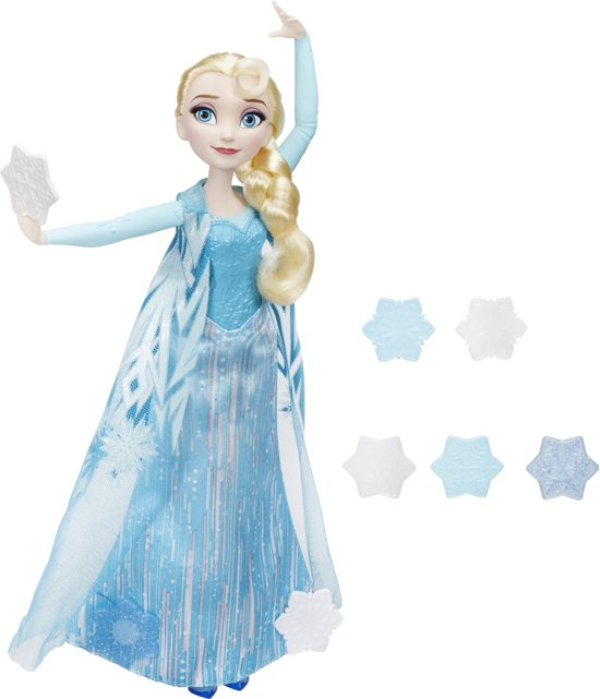 Disney Frozen Sneeuwpower Elsa - Pop