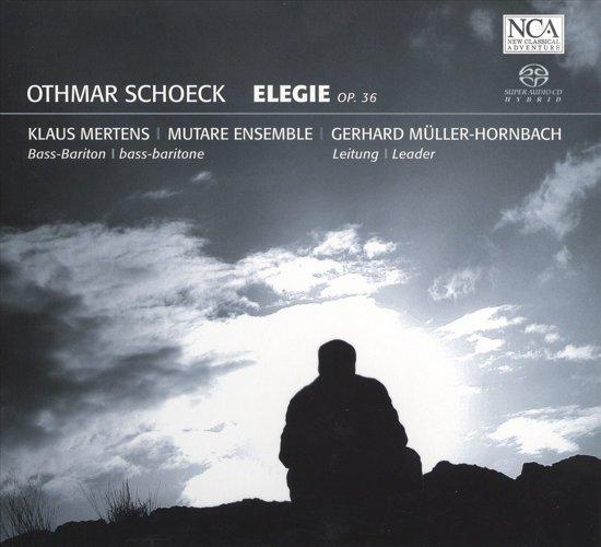 Schoeck: Elegie Op. 36