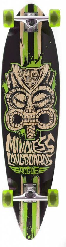 Mindless Longboards - Mindless Longboard - Rogue Groen