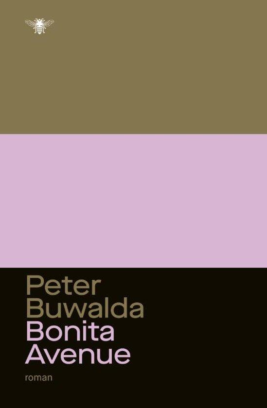 Boek cover Bonita Avenue van Peter Buwalda (Hardcover)