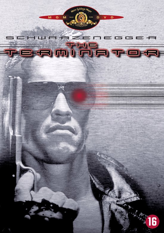 Cover van de film 'The Terminator'