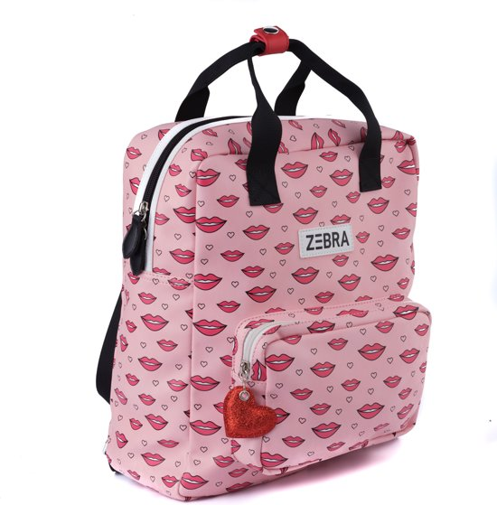 4e97e1d012e bol.com | Zebra Trends kinderrugzak L Kisses