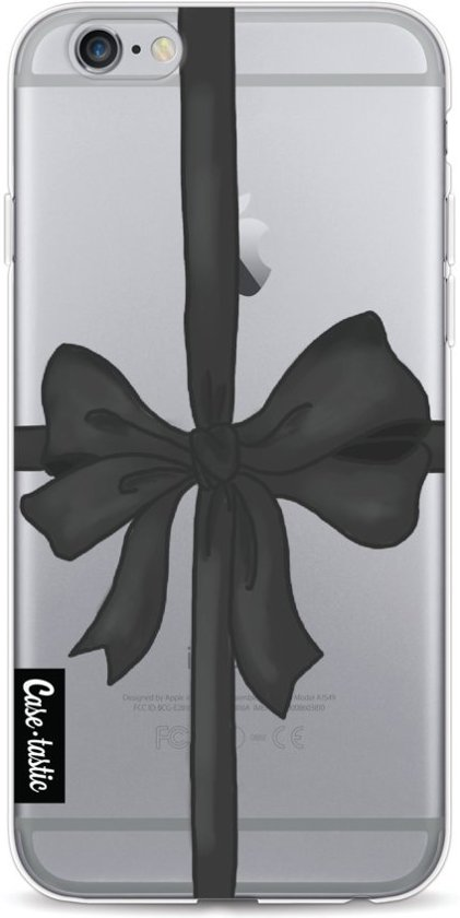 Casetastic Softcover Apple iPhone 6 / 6s - Black Ribbon