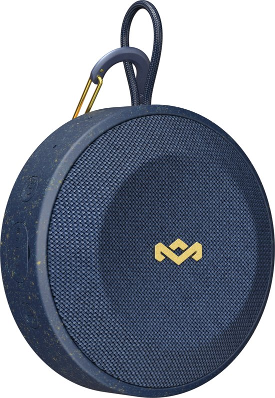 House of Marley No Bounds - Draadloze bluetooth speaker - Blue