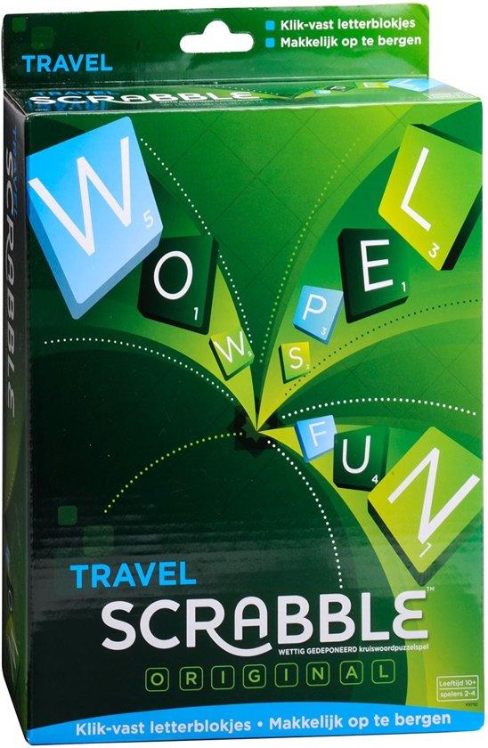Scrabble - Reiseditie