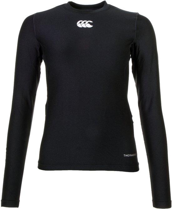 Canterbury Thermoreg LS Top Wmn - Thermoshirt  - zwart - L