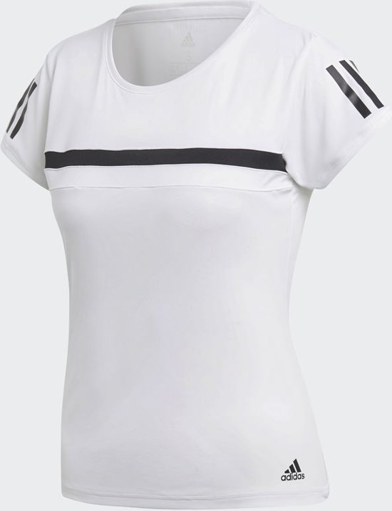 bol.com | adidas Club Tee Tennis shirt Dames - White