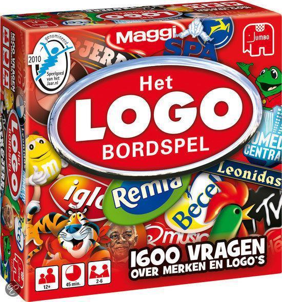 Het Logo bordspel