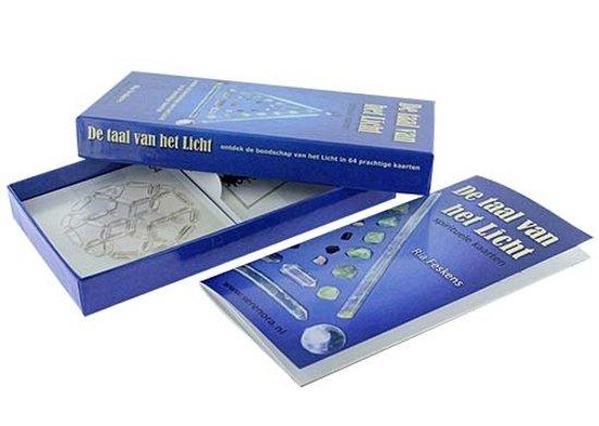 De taal van het Licht - te gebruiken als tarotkaarten