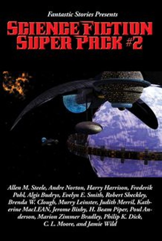 Afbeelding van Fantastic Stories Presents: Science Fiction Super Pack #2