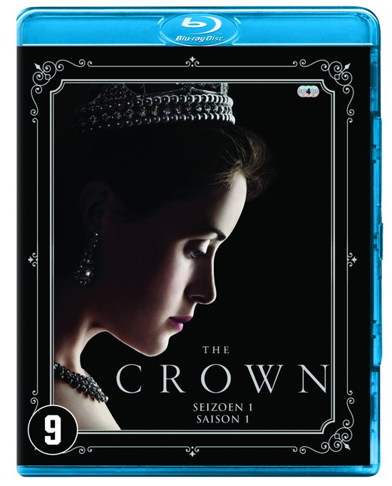 The Crown - Seizoen 1 (Blu-ray)