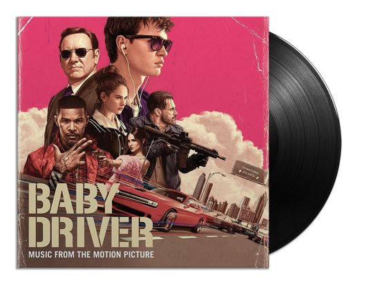 Bol Com Baby Driver Music From The Motion Picture Lp