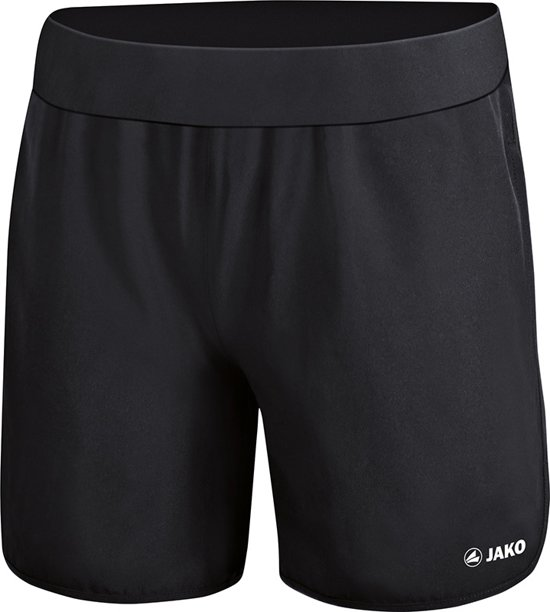 Jako Run 2.0 Dames Short - Shorts  - zwart - 36