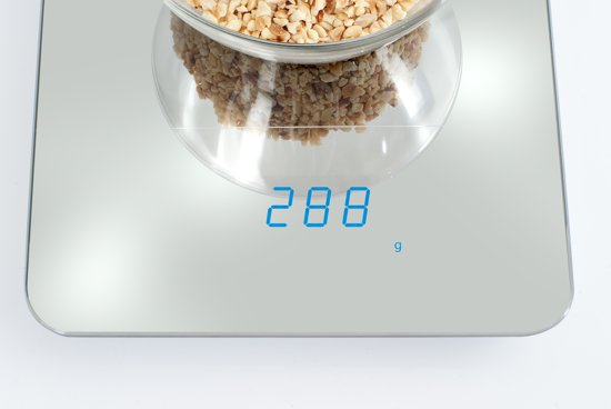 CASO F10 - Keukenweegschaal