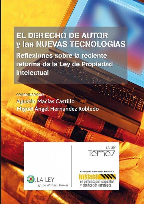 El derecho de autor y las nuevas tecnologías
