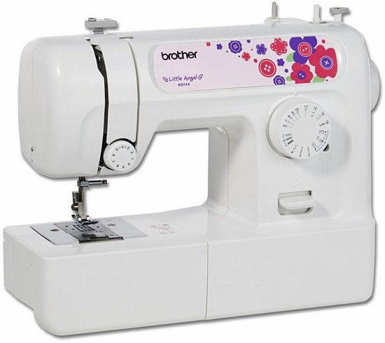Brother Little Angel nieuwste model KD 144s