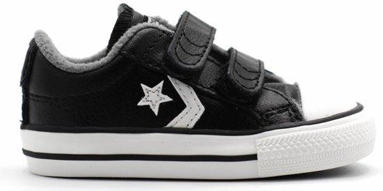 5b462ff2d4e bol.com | Converse Star Player 2 Velcro sneaker - Jongens - Maat 17 -