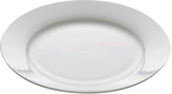 Maxwell & Williams Cashmere Dessertbord - Ø 19 cm - Wit