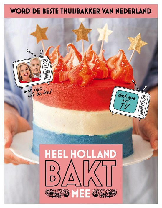 Heel Holland bakt mee