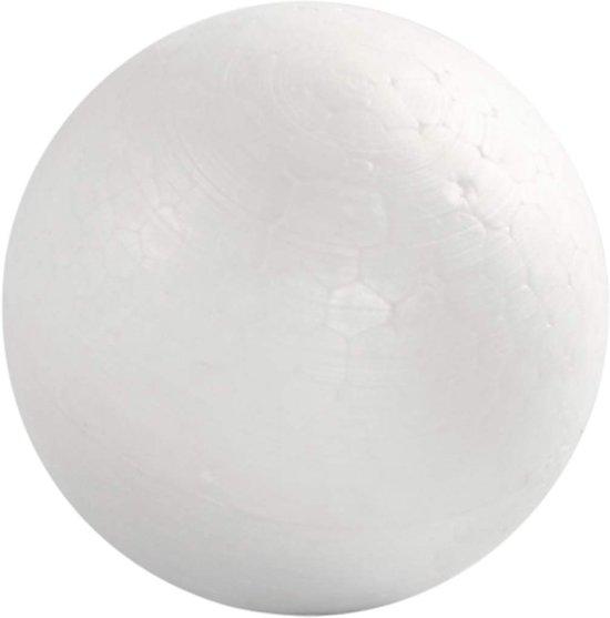 Ballen, d: 6 cm, Styropor, 50 stuks