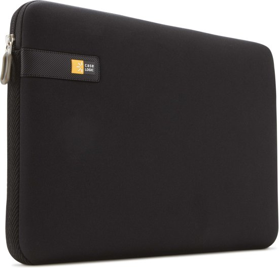 09be0c74e22 bol.com | Case Logic LAPS116 - Laptop Sleeve - 15.6 inch / Zwart