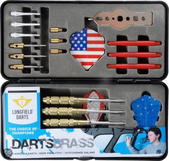 Longfield Darts Dartpijlen Cadeauset